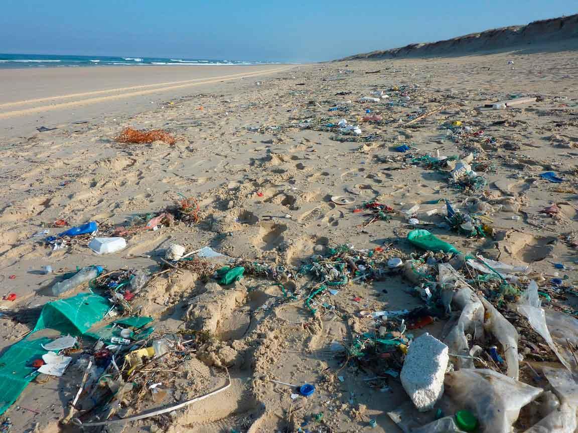 microplasticos, contaminacion, oceános