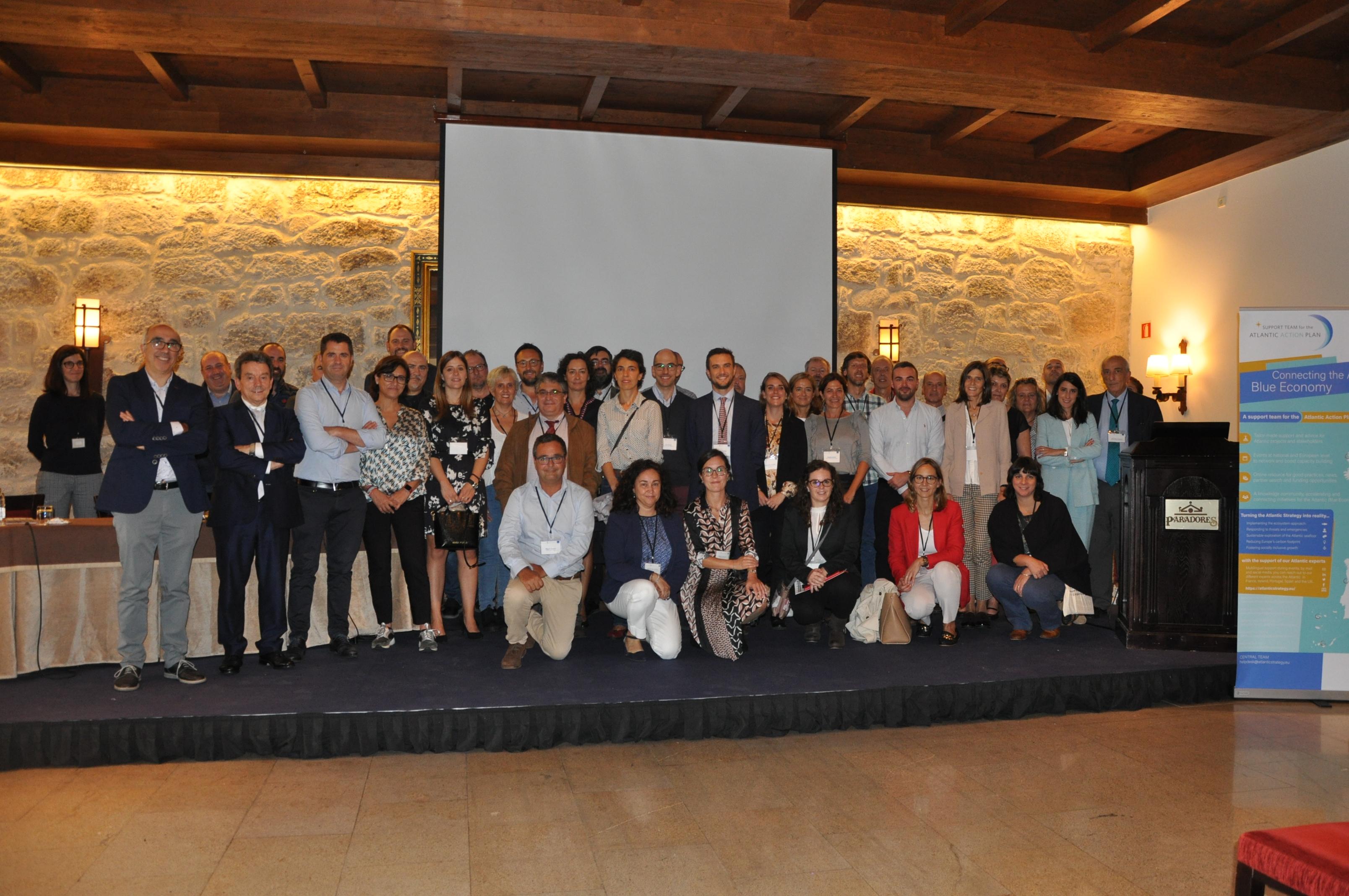 workshop nacional, retos atlanticos